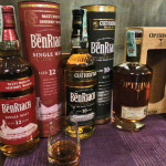 Per gli amanti del Whisky Ben Riach ed Oliver Rum