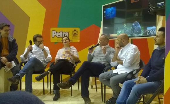 Video – Claudio Delli Poggi al Sigep Rimini salone della Gelateria, pasticceria e panificazione arigianali.
